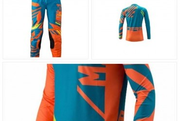 ACERBIS SPECIAL EDITION FITCROSS SET incs. pants and jersey
