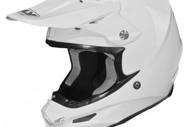 Fly F2 Carbon Helmet Solid White