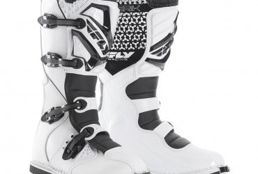 FLY KIDS MAVERICK BOOT WHITE