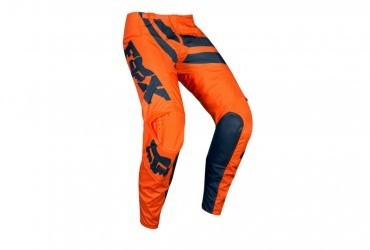 FOX YOUTH 180 COTA PANT ORANGE