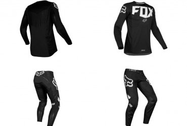 FOX 360 KILLA RACE KIT BLACK