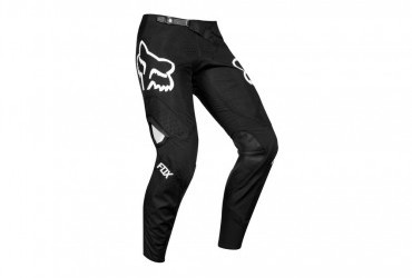 FOX 360 KILLA PANT BLACK FRONT