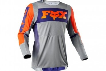 FOX 360 Linc Jersey Flo orange