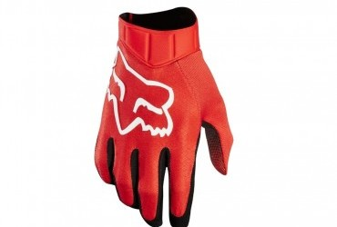 FOX Airline Glove Red
