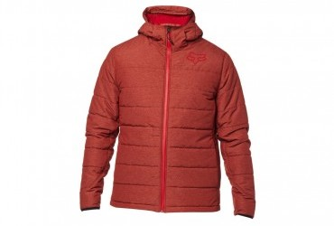 FOX BISHOP JACKET BORDEAUX