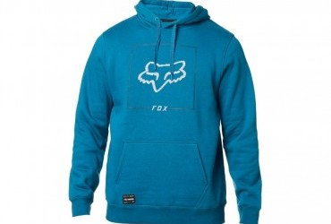 FOX Chapped Pullover Hoodie Blue
