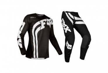 FOX 180 Cota Jersey & Pant Bundle - Black
