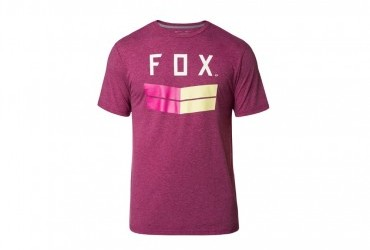 Fox Frontier SS Tech Tee heather Purple