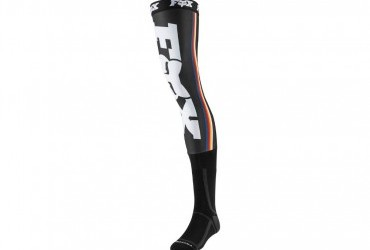 FOX Knee Brace Socks Black