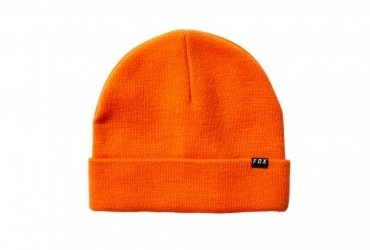 FOX MACHINIST BEANIE ORANGE