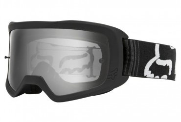 FOX YOUTH MAIN GOGGLE black