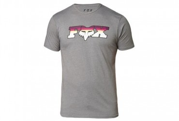 2020 Fox Slider SS Premium Tee Heather Grey