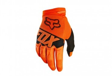 FOX YOUTH DIRTPAW RACE GLOVE ORANGE
