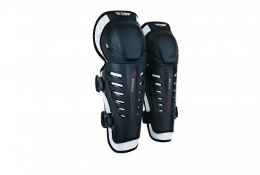 FOX YOUTH TITAN RACE KNEE GUARDS