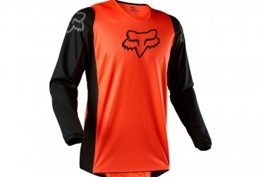 FOX Youth 180 Prix Jersey flo orange