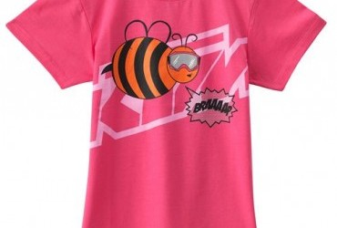 GIRLS BEE TEE