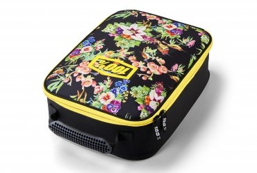 GOGGLE CASE FLORAL