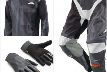 KTM GRAVITY-FX RACE KIT BLACK