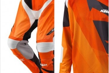 KTM GRAVITY-FX RACE KIT ORANGE