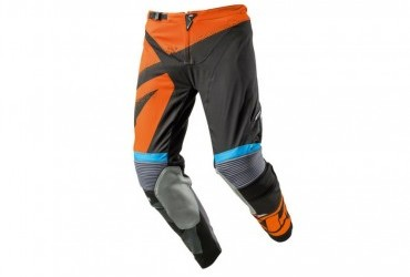 GRAVITY FX PANTS ORANGE