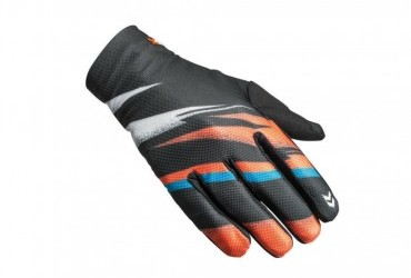 GRAVITY FX GLOVES ORANGE