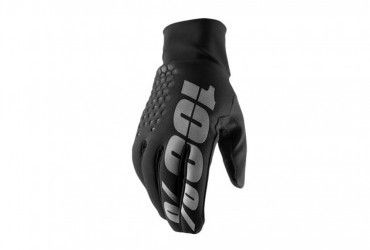 100% Hydromatic  Waterproof Glove Black