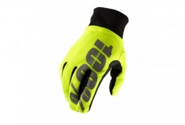 100% HYDROMATIC GLOVE YELLOW