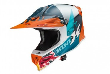 KINI-RB COMPETITION HELMET FRONT