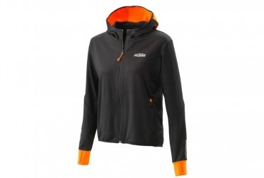 KTM 2020 Women Emphasis Zip Hoodie