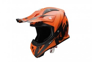 2020 KTM Aviator 2.3 Helmet Orange