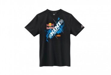 KTM Kini-rb Chopped Tee Black