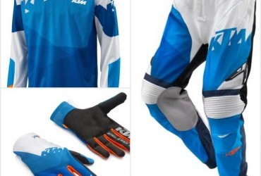 KTM GRAVITY-FX RACE KIT BLUE