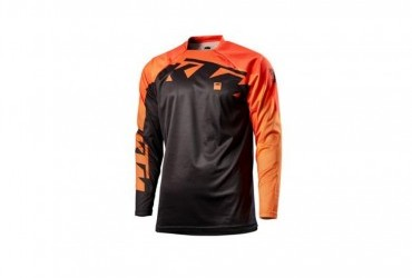 2020 KTM POUNCE SHIRT BLACK
