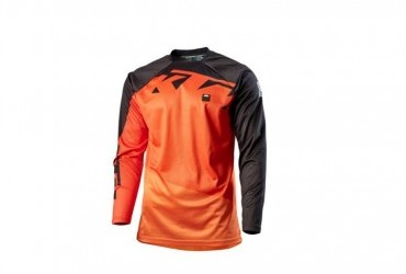 2020 KTM POUNCE SHIRT ORANGE