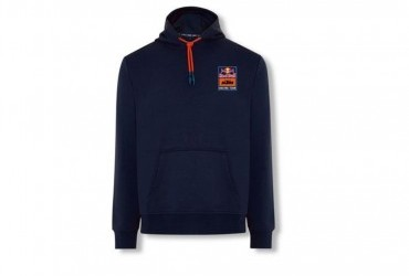 KTM RED BULL BACKPRINT HOODIE