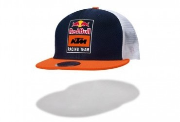 KTM RED BULL FLETCH TRUCKER CAP