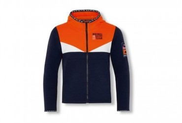 KTM RED BULL KIDS FLETCH ZIP HOODIE