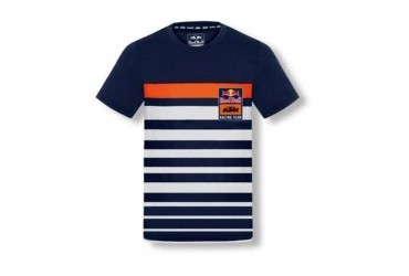KTM RED BULL KIDS STRIPE TEE