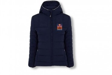 KTM RED BULL WOMENS FLETCH PADDED JACKET