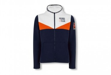 KTM RED BULL WOMENS FLETCH ZIP HOODIE
