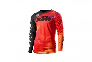 2020 KTM SE SLASH SHIRT ORANGE