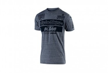 2020 KTM TLD TEAM TEE GREY