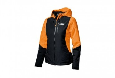 KTM WOMENS ORANGE JACKET