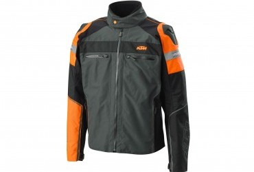 PEGSCRATCH JACKET ORANGE front
