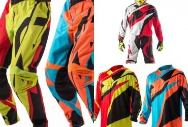 ACERBIS PROFILE KIT incs. pants and jersey.