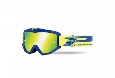 PRO GRIP ATZAKI GOGGLES 3201 BLUE/MULTILAYERED LENS