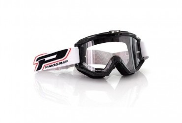 PRO GRIP RACE LINE GOGGLES 3201 BLACK/CLEAR