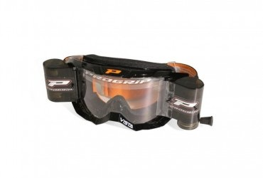 PRO GRIP VISTA GOGGLES 3303 + 48MM ROLL OFF BLACK/MULTI