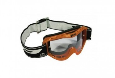 PRO GRIP YOUTH GOGGLES 3101 ORANGE/CLEAR