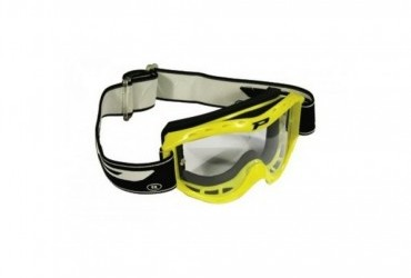 PRO GRIP YOUTH GOGGLES 3101 YELLOW/CLEAR